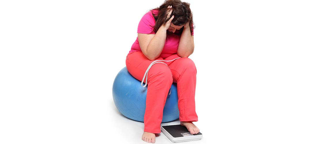 Long-term stress linked to higher levels of obesity, hair samples show img