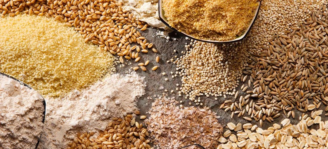 Several reasons why whole grains are healthy img
