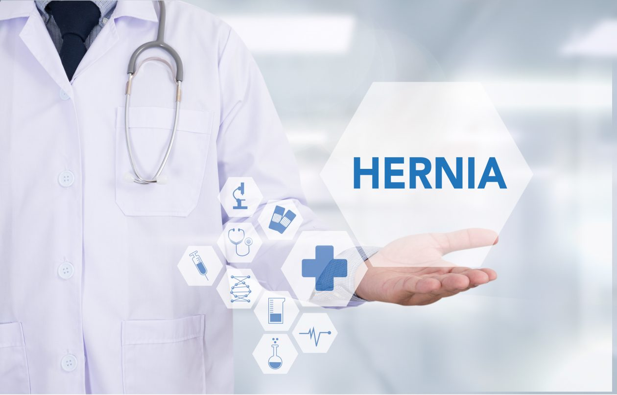 Laparoscopic Ventral Hernia Surgery